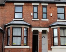 6 bed terraced house to rent Nottingham