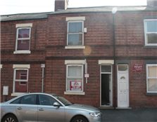 4 bed terraced house to rent Nottingham