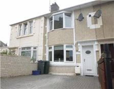 2 bedroom end of terrace house to rent Broughton
