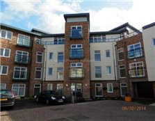 2 bedroom penthouse to rent Little Paxton