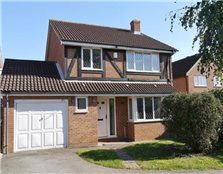 4 bedroom detached house to rent Wildmoor