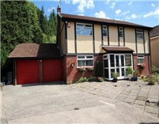 5 bedroom detached house  for sale Pantmawr
