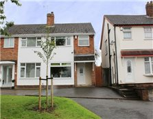 3 bed semi-detached house to rent Solihull Lodge
