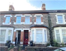 4 bed terraced house for sale Cathays Park
