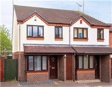 3 bedroom semi-detached house to rent Ladywood