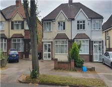 3 bedroom semi-detached house to rent Yardley Wood