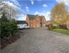 6 bedroom detached house  for sale Kirby Muxloe