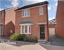3 bedroom detached house  for sale Twyn-yr-odyn