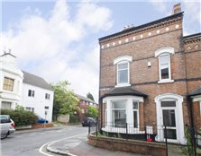 7 bedroom end of terrace house to rent Nottingham
