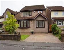 3 bedroom detached house  for sale Michaelston-super-Ely