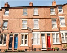 3 bedroom terraced house to rent Mapperley Park