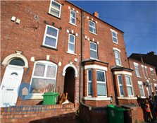 6 bedroom terraced house to rent Hyson Green