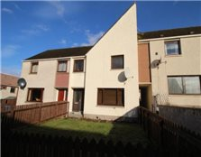 3 bedroom terraced house to rent Dingwall