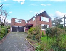 4 bedroom detached house to rent Mapperley Park