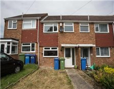 2 bedroom terraced house to rent Sittingbourne