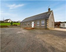 4 bedroom detached bungalow  for sale Dunnamore