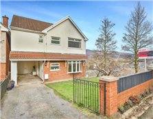 4 bedroom detached house  for sale Aberdare