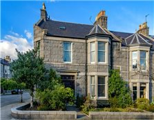 5 bed end terrace house for sale Ruthrieston