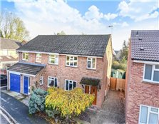 3 bed semi-detached house to rent Yarnton
