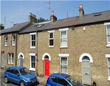 3 bedroom terraced house  for sale Cambridge