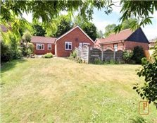 3 bed detached bungalow for sale Leiston