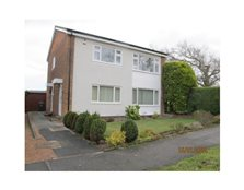 2 bedroom unfurnished flat to rent Currie