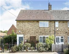 3 bedroom end of terrace house  for sale Ganstead