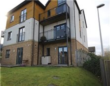 2 bedroom ground floor flat to rent Hilton