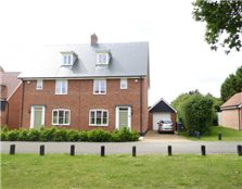 3 bedroom semi-detached house to rent Aldringham