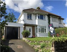 3 bed semi-detached house for sale Dinas Powis