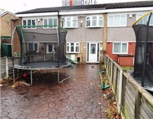3 bedroom terraced house to rent Ancoats