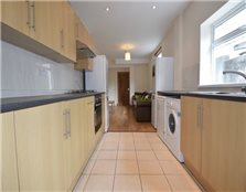 7 bed terraced house to rent Cathays Park