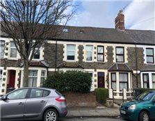 9 bed terraced house for sale Cathays Park