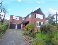4 bed detached house to rent Mapperley Park