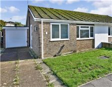 2 bedroom semi-detached bungalow to rent