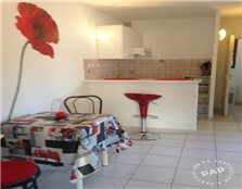 Location appartement 22 m² Saint-Martin-de-la-Brasque (84760)