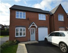 4 bedroom detached house to rent Wilford