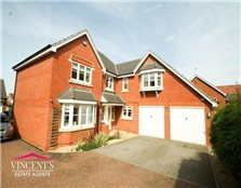 5 bedroom detached house  for sale Kirby Muxloe