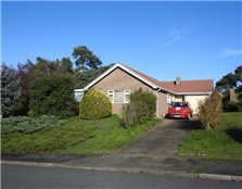 3 bedroom detached bungalow to rent Aldringham