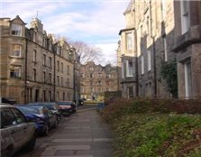 3 bedroom ground floor flat to rent Marchmont
