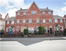 4 bed terraced house for sale Coalpit Field