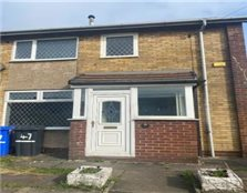 2 bedroom semi-detached house to rent Hattersley