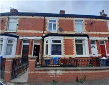 2 bedroom terraced house to rent