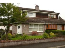 3 bedroom part-furnished house to rent Inverness
