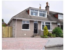 3 bedroom unfurnished house to rent Craigiebuckler
