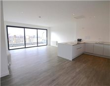 2 bedroom penthouse to rent Pilrig