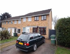 2 bedroom terraced house to rent Grove Green