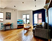 1 bed flat for sale Canon's Marsh