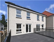 4 bed town house for sale Danestone