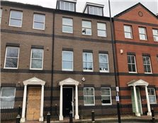 8 bed block of flats for sale